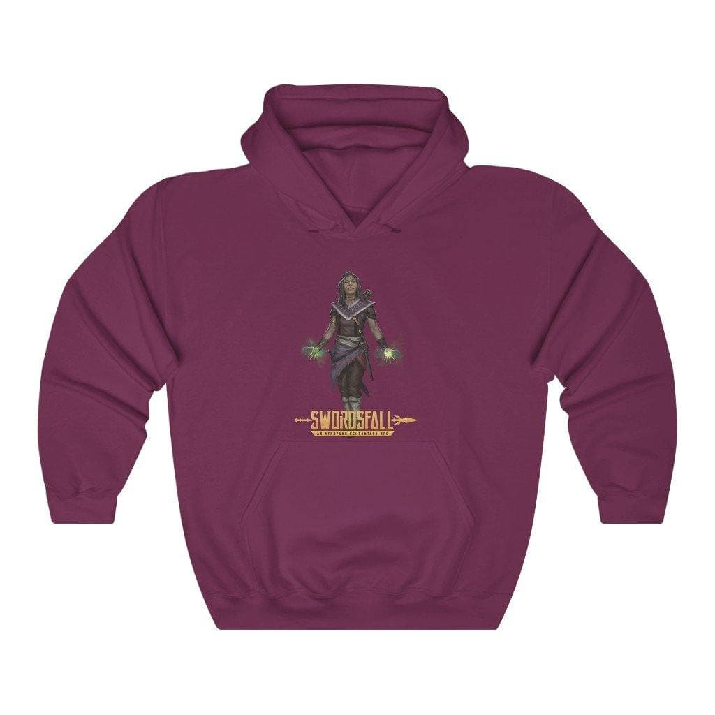 Aabria the Peacemaker Hoodie - Swordsfall