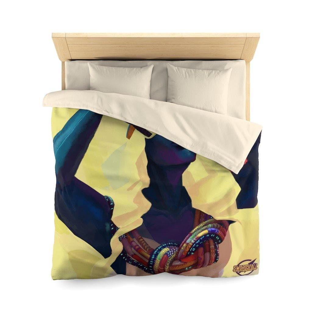 Dreamweaver Duvet Cover - Swordsfall