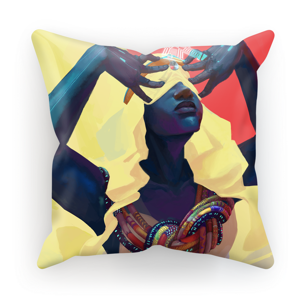 Dreamweaver Cushion Cover - Swordsfall