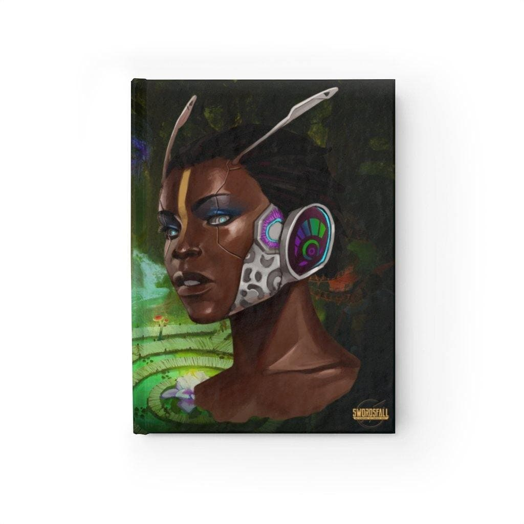 Minos Portrait Hardcover Journal (Ruled Line) - Swordsfall