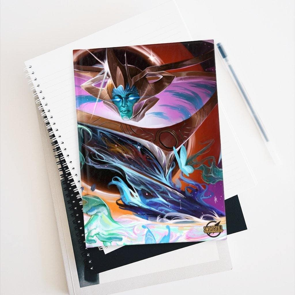 Ishvana Crafts Tikor Hardcover Journal (Ruled Line) - Swordsfall