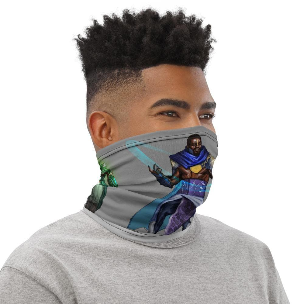 Celestial Shield Six Invocations Neck Gaiter - Swordsfall