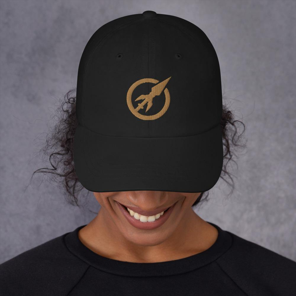 Swordsfall Emblem Dad hat