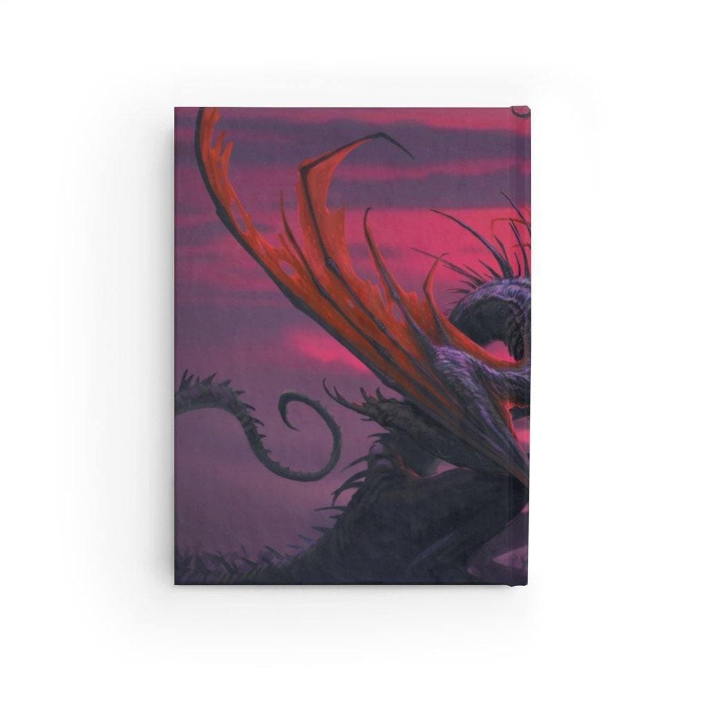 Selvans, the Eternal Decay Journal (Ruled Line) - Swordsfall