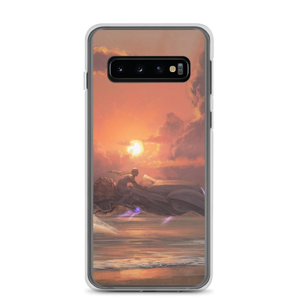 Evening Hoverride Samsung Case - Swordsfall