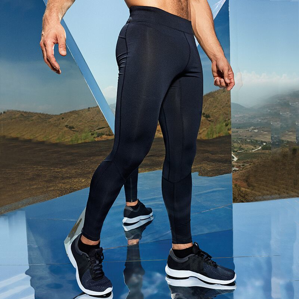 Ankle Zip Training Leggings - Swordsfall