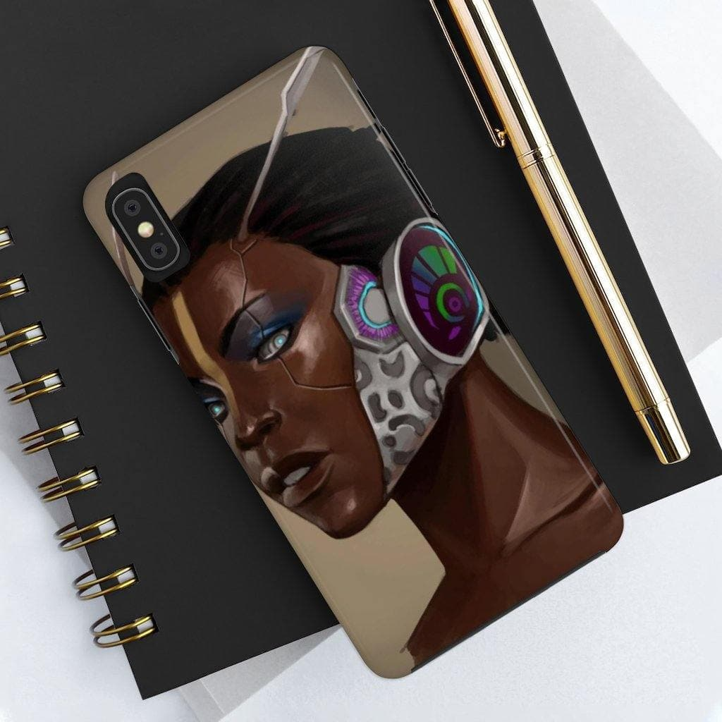 Minos Portrait Case Mate Tough Phone Cases - Swordsfall