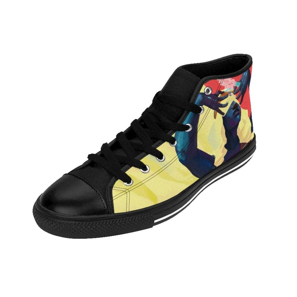 Dreamweaver High Top Shoes - Swordsfall