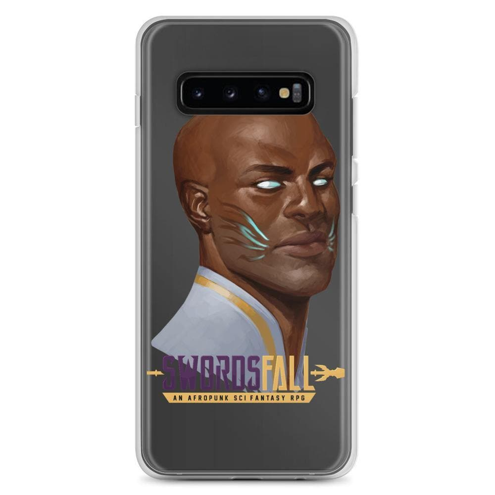 Griot Portrat Samsung Case - Swordsfall