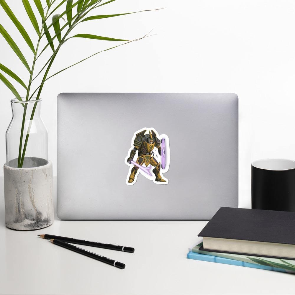 "Ida ""Sabertooth"" Stickers - Swordsfall"
