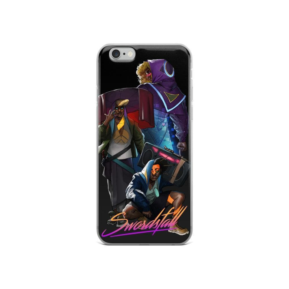 Land Raider iPhone Case - Swordsfall