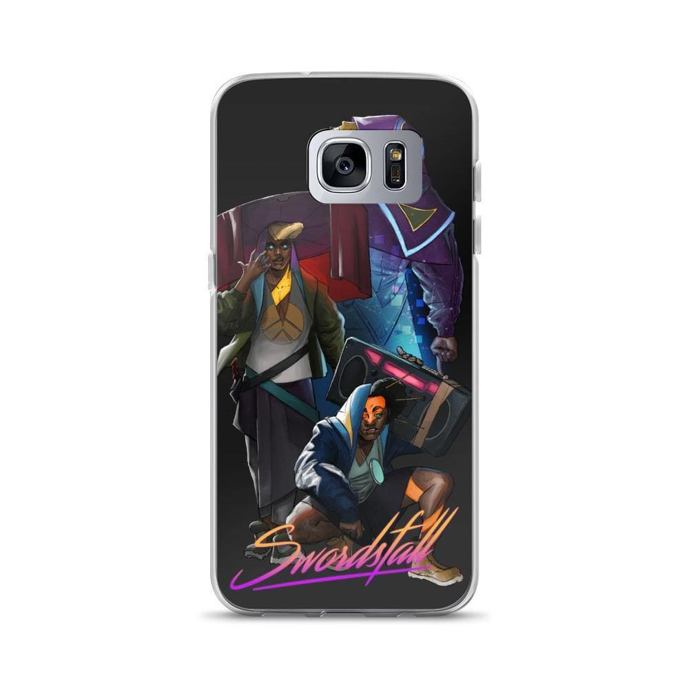 Land Raiders Samsung Case - Swordsfall