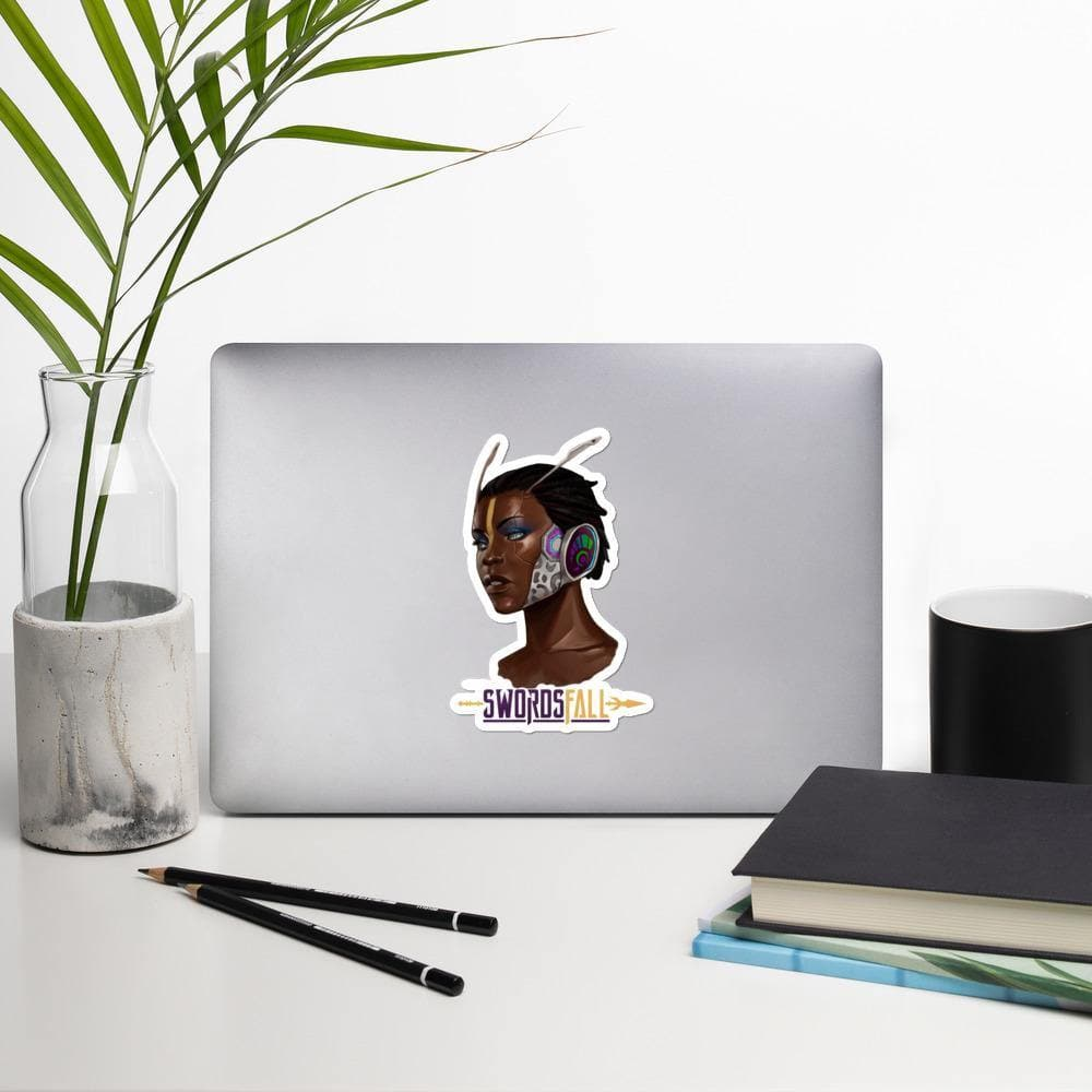 Minos Portrait Sticker - Swordsfall