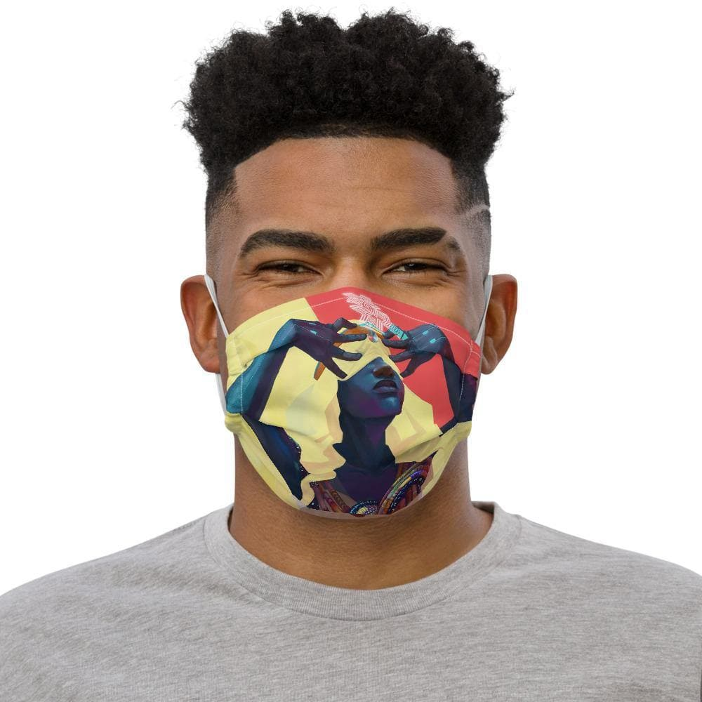 Dreamweaver Face mask - Swordsfall
