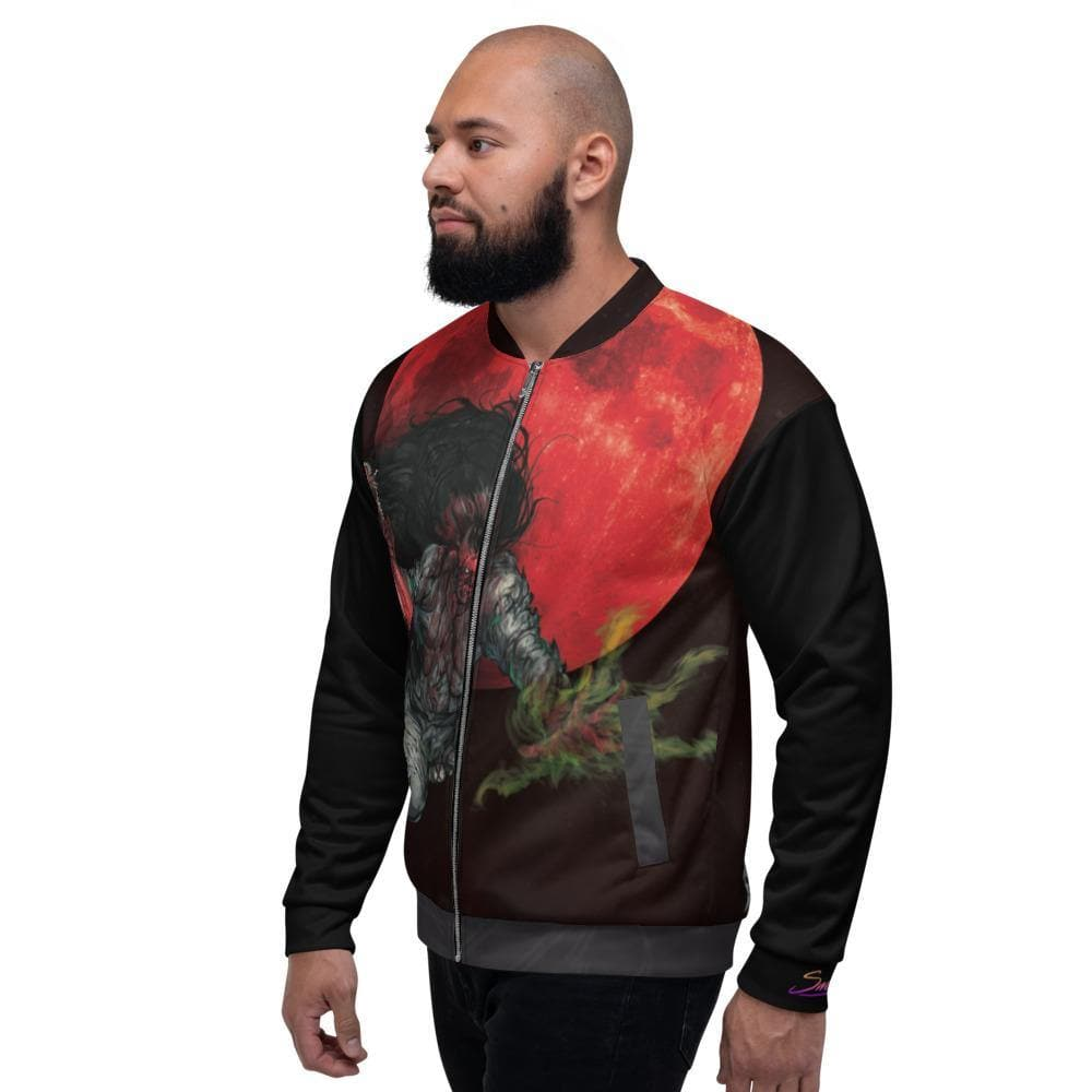 Raksha Under the Blood Moon Jacket - Swordsfall