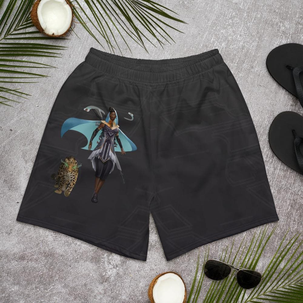 Isola the Minos Basketball Shorts - Swordsfall