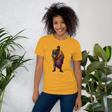 La'Skrin (Full Body) Premium T-Shirt - Swordsfall