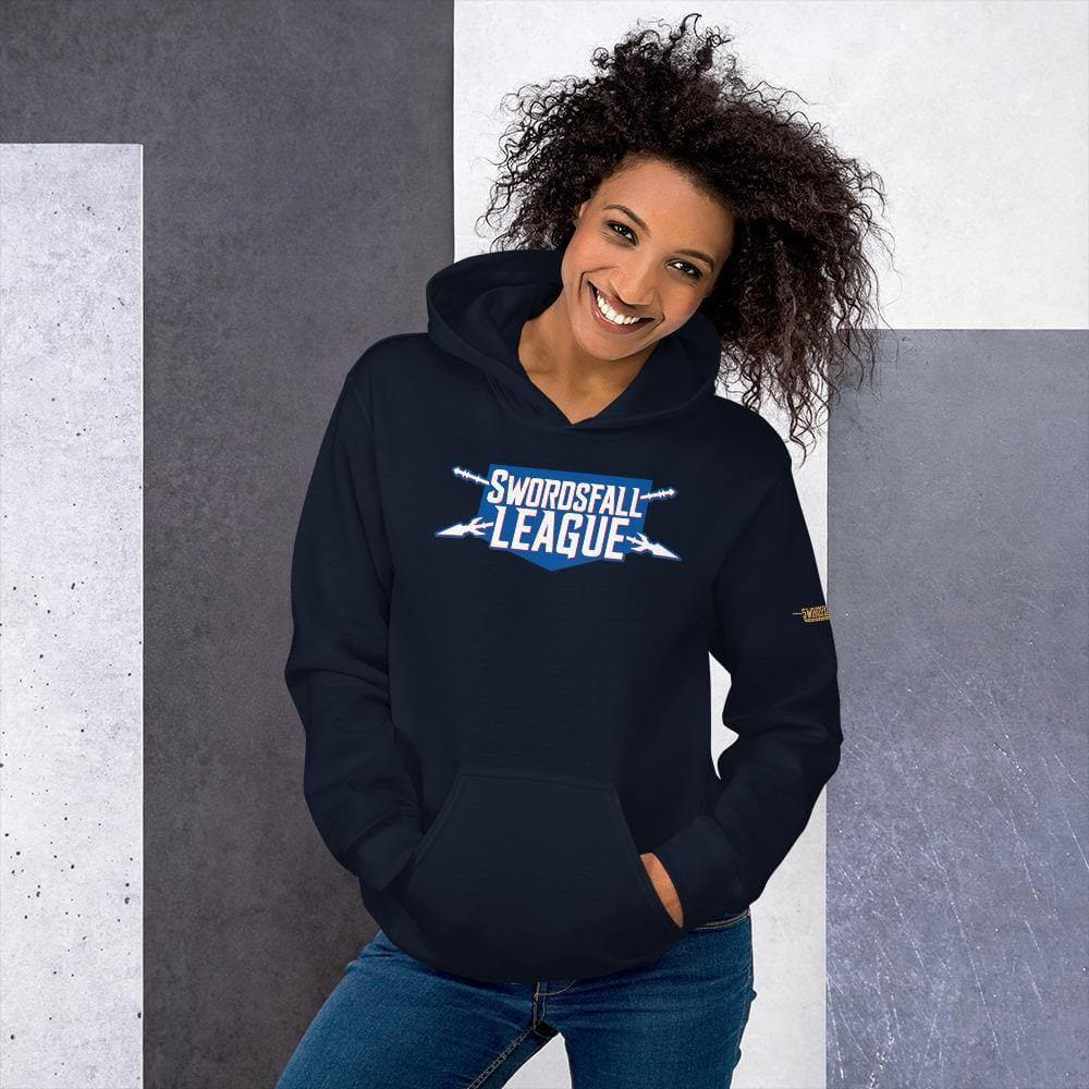 Swordsfall League Hoodie - Swordsfall