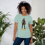 Nubia (Full Body) Premium T-Shirt - Swordsfall