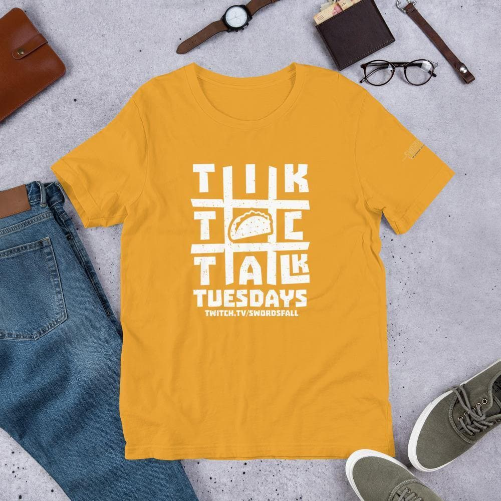 Taco Tuesday Talk Premium T-Shirt - Swordsfall