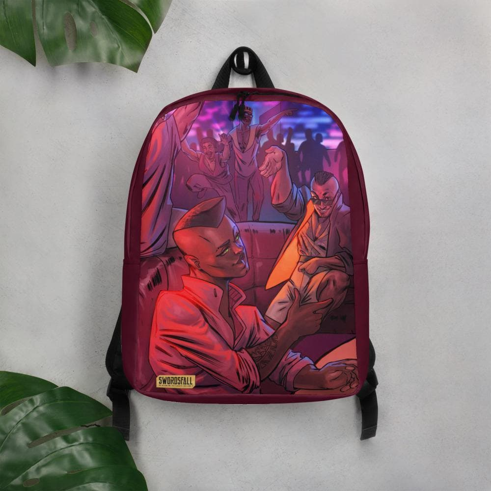 Children of Hawken Culture Minimalist Backpack - Swordsfall