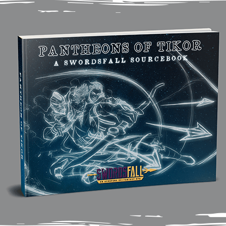 Pantheons of Tikor (Digital Pre-Order) - Swordsfall