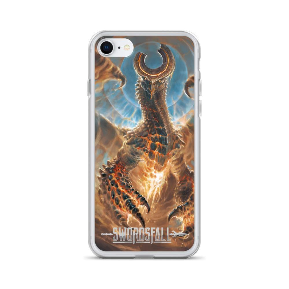 Ryuujin, Former Wretched One iPhone Case - Swordsfall