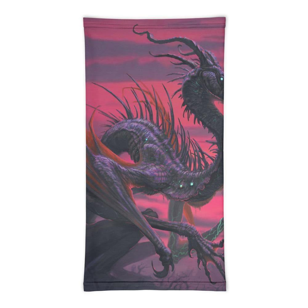 Selvans, the Eternal Decay Neck Gaiter - Swordsfall