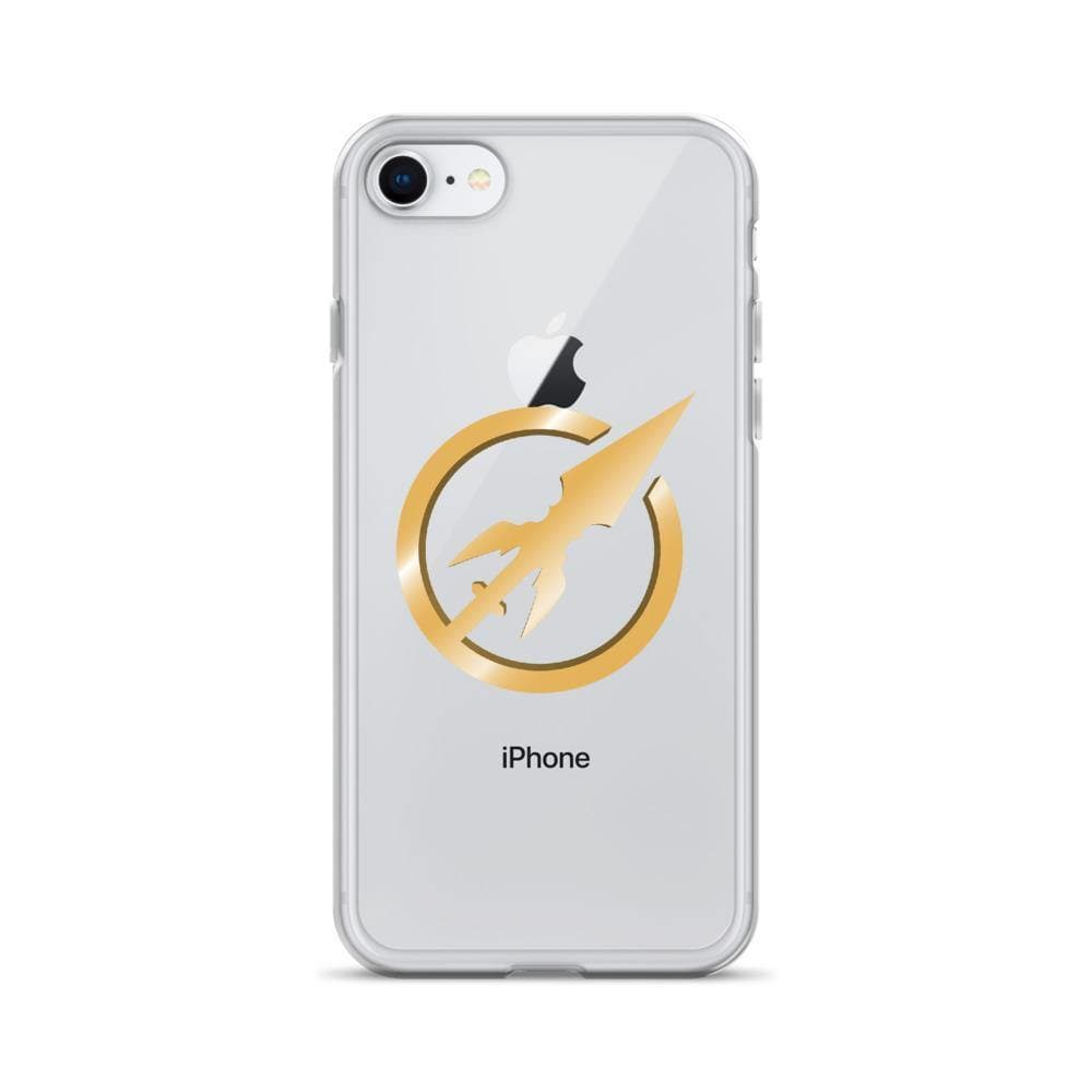 Swordsfall Logo iPhone Case - Swordsfall