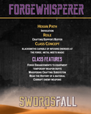 Swordsfall RPG - An Afropunk Sci Fantasy Roleplaying Game - Swordsfall
