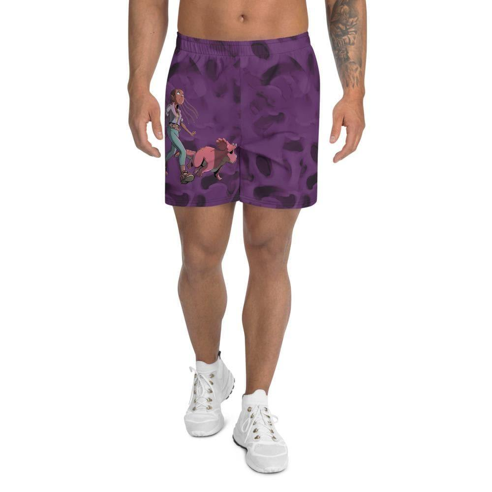 Tritop Adventure Basketball Shorts - Swordsfall