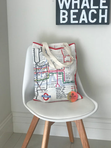 Shopping/Tote Bag - Vintage