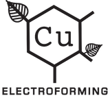 Electroforming Tutorial - Free Step by Step Guide to Making Copper Electroformed Jewelry - Learn how to Electroform - How to Electroform Copper | Electroplating Leaves | Learn to Electroform Crystals | Copper Electroforming Solution | DYI Electroforming Conductive Paint | Learning How to Plate Jewelry