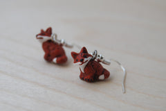 Little Red Fox Earrings