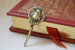Hand of the King Brooch / Hand of the Queen Brooch