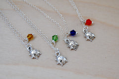 Ladybug BFF Necklace (Sold Singly)