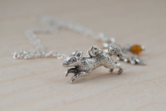 Swift Fox Necklace