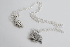 Curious Little Hedgehog Necklace