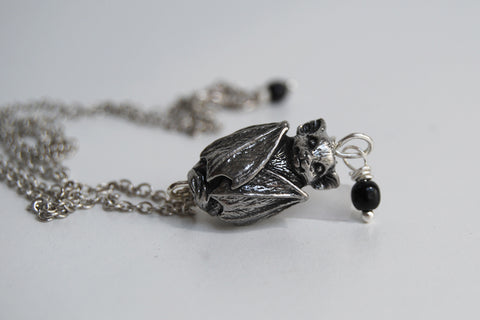Adorable Bat Necklace