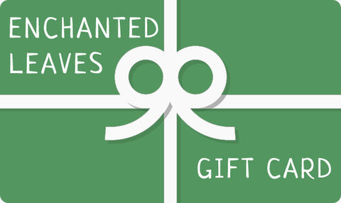 Enchanted Leaves Digital Gift Card