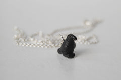 Little Crow Necklace