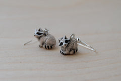 Little Raccoon Earrings