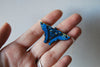 Swordtail Butterfly Necklace