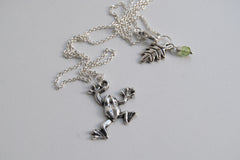 Tree Frog Necklace