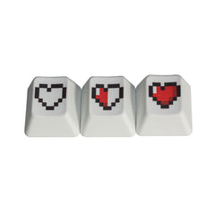 Zelda Heart Keys