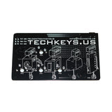 TechKeys Programmable Keyboard Card