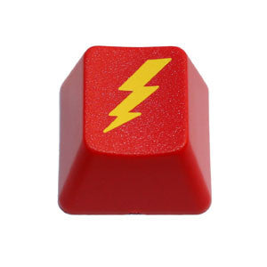 Lightning Bolt Key