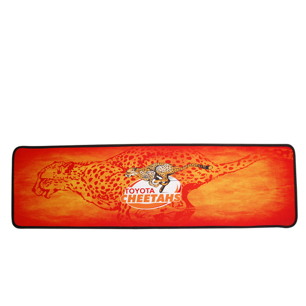 Cheetahs Bar Mat - Large