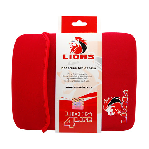 Lions iPad Cover