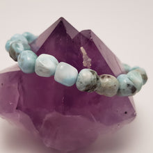 Load image into Gallery viewer, Crystals - Larimar Bracelet
